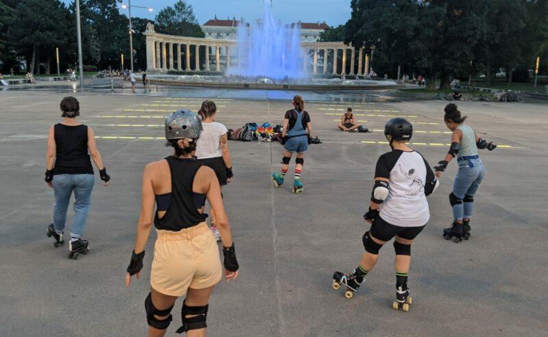 Powerjam Skate Vienna Meetup